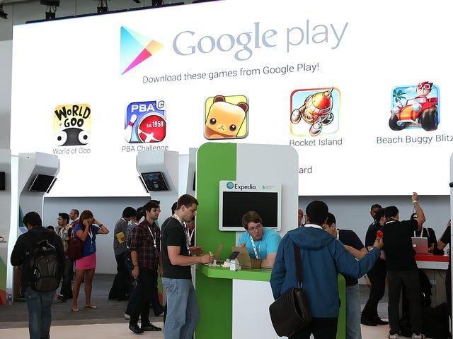 Η Google εξάγει το λογισμικό υποκλοπής spyware από το Play Store που κατέγραψε ήχο και έλαβε φωτογραφίες χωρίς άδεια <em></em>