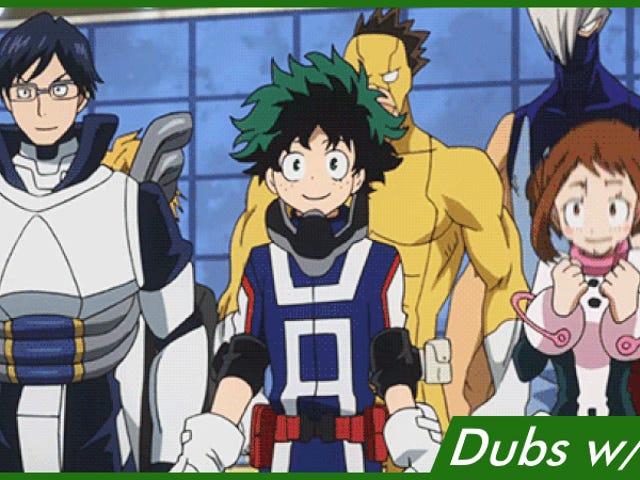 Dubs w/ Dil: My Hero Academia