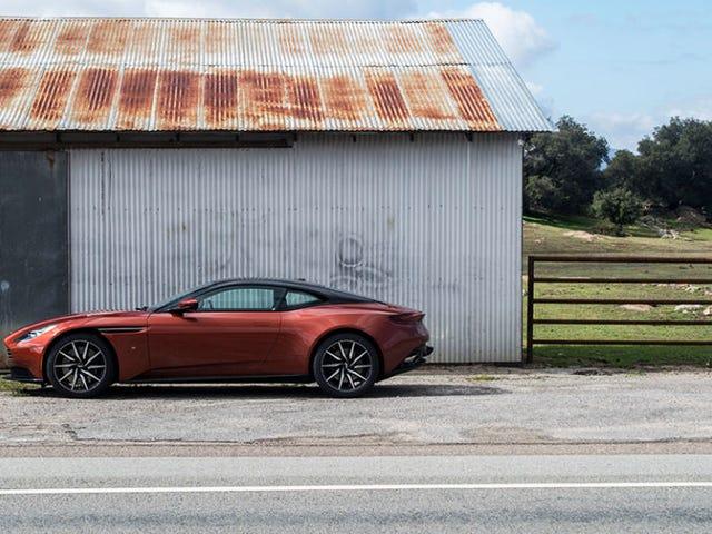 Aston Martin Go Go Hybrid ทุกอย่างในทศวรรษถัดไป
