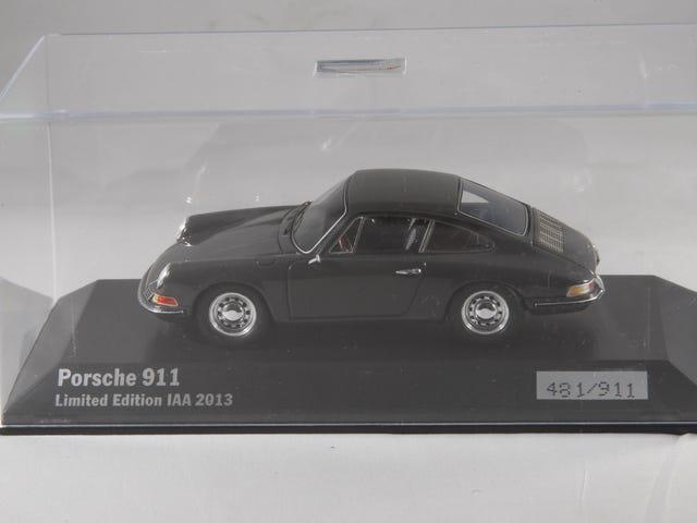 条顿星期二:IAA 2013保时捷911 Classic