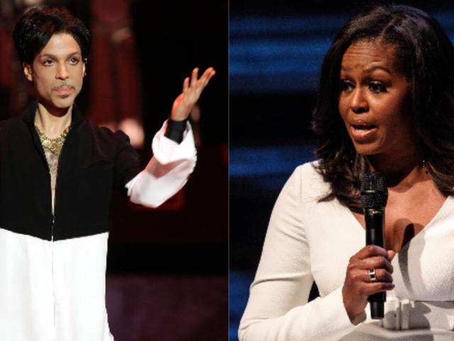 No fue fácil lograr que Prince actuara en la Casa Blanca, según Michelle Obama