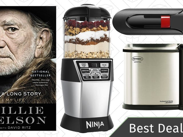Sunday's Best Deals: Turkey Fryer, Nonfiction eBooks, Instant Pot Accessories, and More