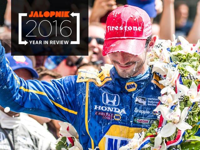 Nhiếp ảnh đẹp nhất của Jalopnik năm 2016