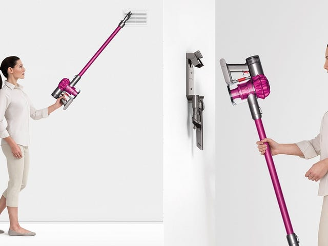 Finally Cut the Cord With This Dyson V6 Deal