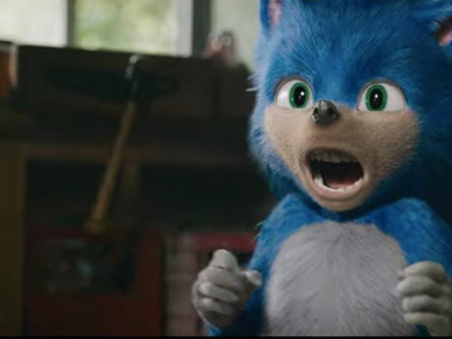 The <i>Sonic The Hedgehog</i> Фильм выглядит ... Э-э ...