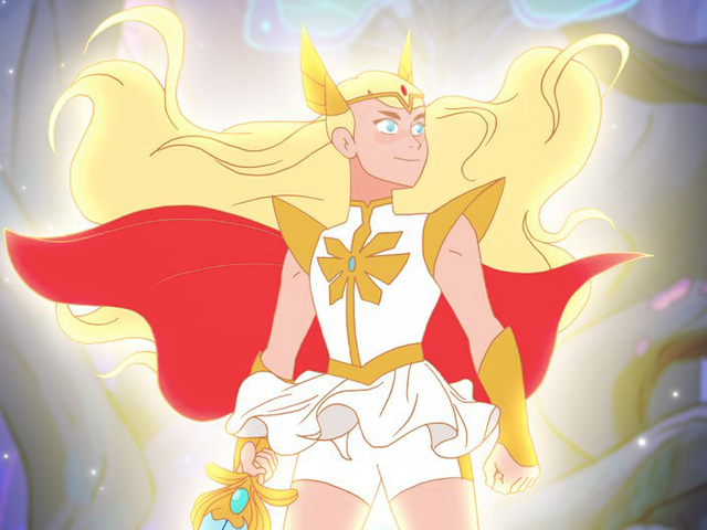Get Your First Look at Netflix's Magical New She-Ra and the Princesses of Power Series