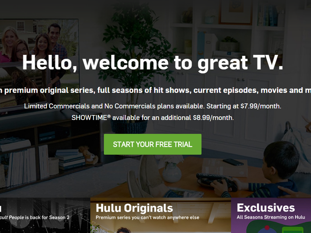 Hulu Will Get Rid of Its Free TV Service (Sort Of), Prioritize Paid Subs