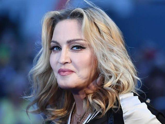 En eksperimentell film fra 70-tallet avslører Madonnas første kunstneriske epoke: Teenage Egg Monster