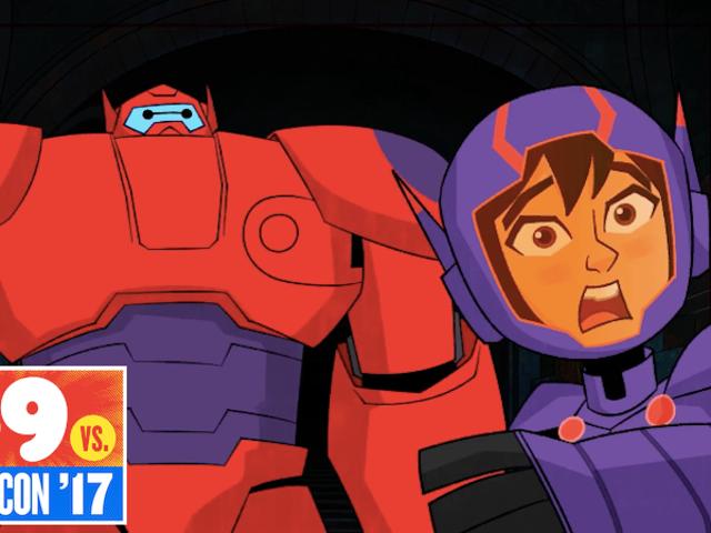 डिज्नी की नई <i>Big Hero 6 TV</i> श्रृंखला बस मूवी के रूप में आराध्य है