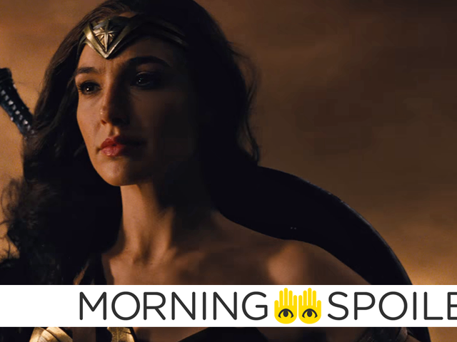 A Few Wonder Woman Favorites Will Return for Justice League