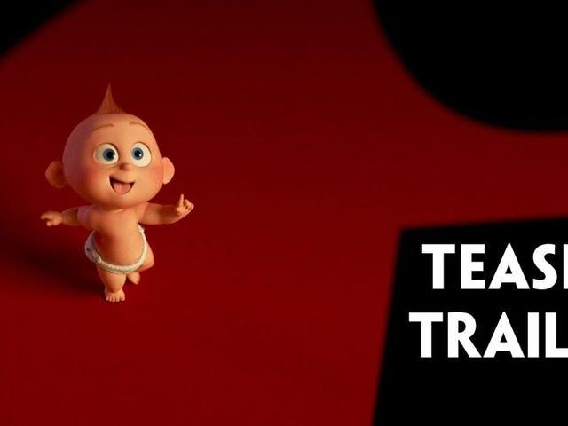 The Incredibles 2 - Teaser Trailer