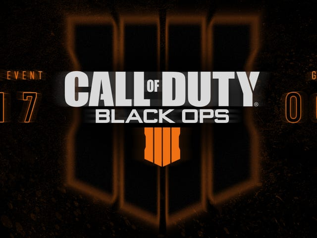<i>Call of Duty: Black Ops 4</i> Officially Announced