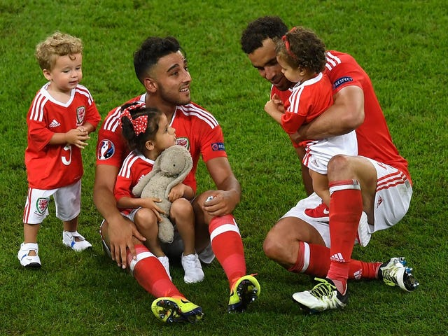 UEFA Is Sick And Tired Of All These Adorable Children