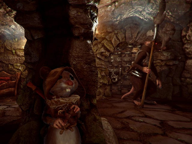 Ghost Of A Tale Is This Year's Second Really Good Game About A Mouse
