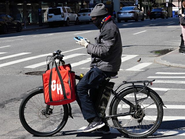 Grubhub Is Being Bought by Europe's Largest Food Delivery Service