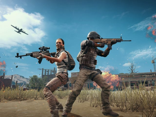 No, PUBG Is Not An 'Asset Flip'