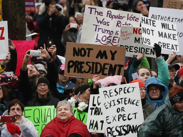 DOJ Demands Troves of Data About Visitors to Anti-Trump Website