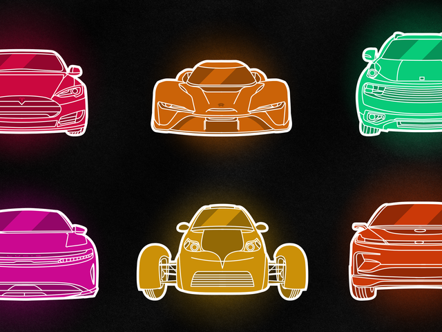 A Guide To The Car Startups That Matter