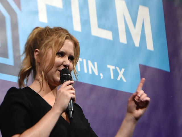 Amy Schumer Speaks the Truth: Falling in Love Is Hell