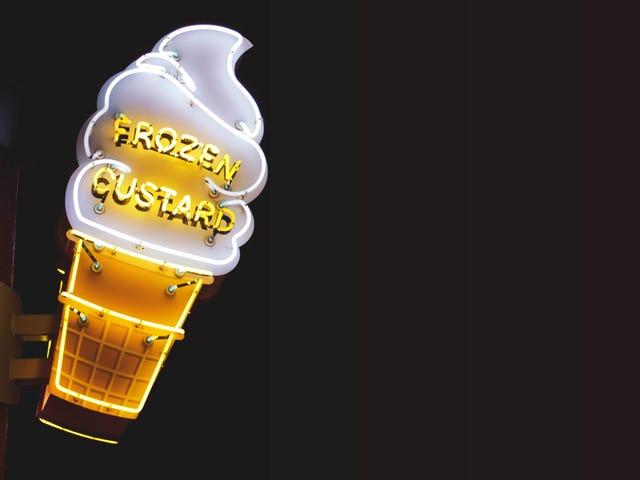 Wo Sie am 8. August kostenlos gefrorenen Pudding bekommen