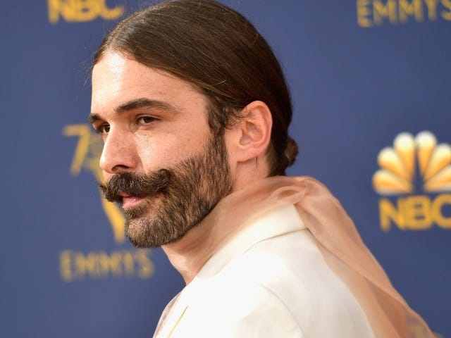 Jonathan Van Ness de Queer Eye va publier un mémoire Over The Top cet automne