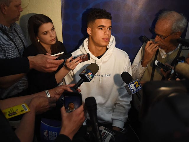 What Is Going On With Michael Porter Jr.?