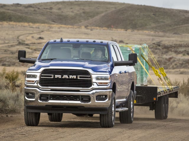 The Cheapest 2019 Ram Heavy Duty Starts at $33,395