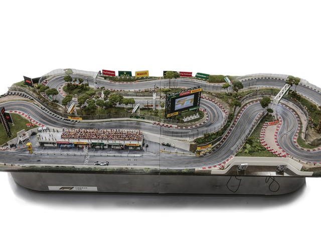 If Money Can't Buy Happiness How Does This $20,000 Slot Car Track Exist?