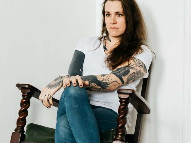 Laura Jane Grace discusses her gender transformation, educates Marc Maron