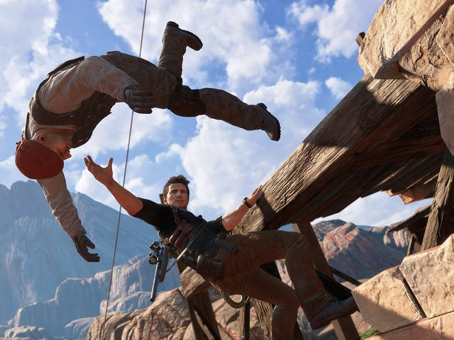 Uncharted 4 Co-Director Bruce Straley Leaves Naughty Dog