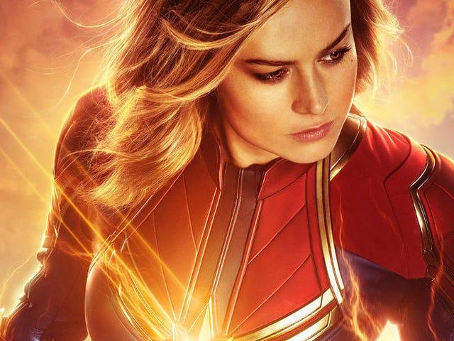 Las fascinantes diferencias entre la Capitana Marvel del MCU y su versión de los cómics