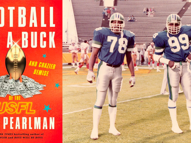 Drugs, Dick Injuries, And Liberace's Bodyguard: Just A Normal Season In The Ludicrous And Doomed USFL