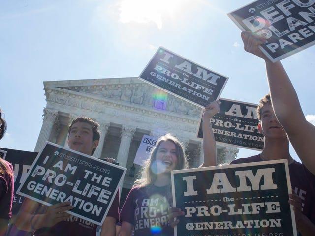 Domare blockerar tillfälligt Georgiens 6-veckors abortförbud