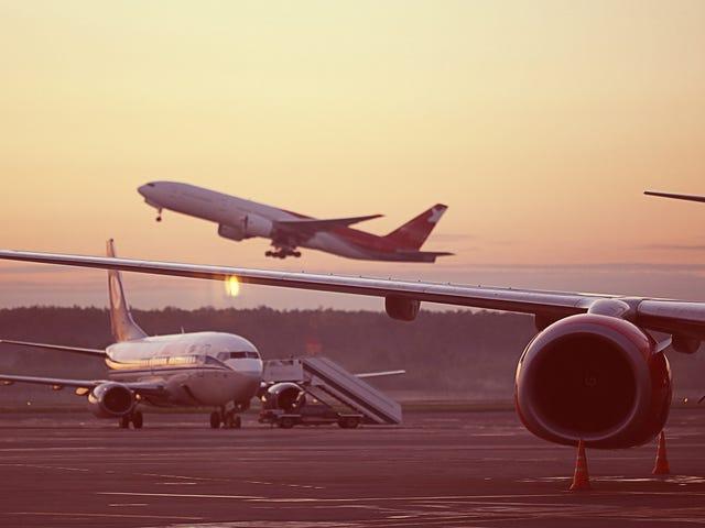 Як відстежити вуглецевий слід усіх ваших рейсів