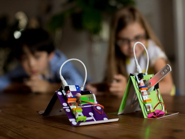 Cross the Kids Off Your Shopping List With Discounted littleBits STEM Toy Sets