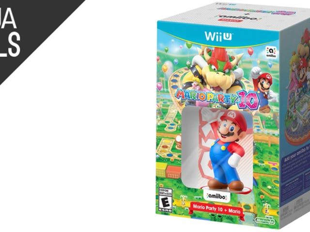 Mario Party 10 is Already Discounted