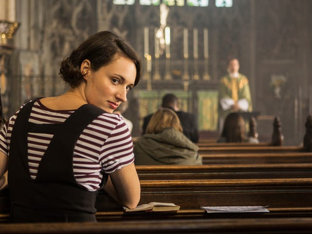 Phoebe Waller-Bridge's brilliant Fleabag returns