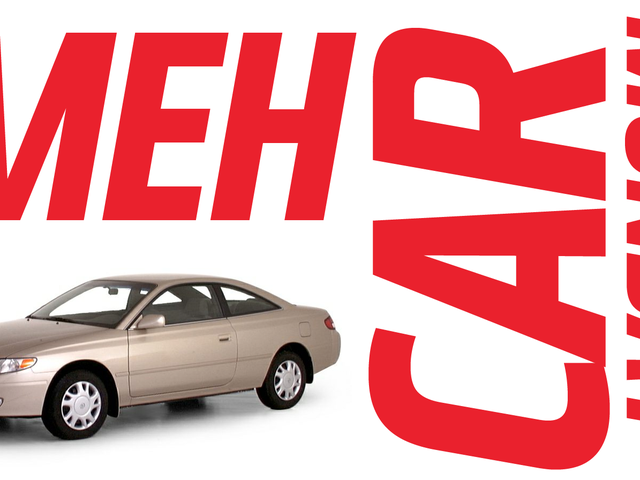 Meh Car Monday: All Hail The Toyota Solara, The Fun Car Without The Fun
