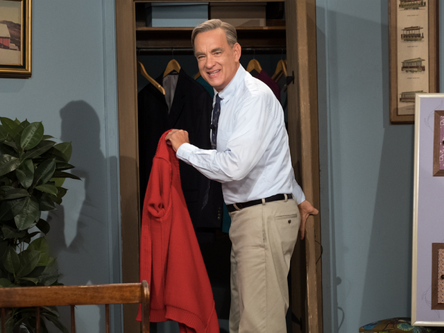 Here and there, A Beautiful Day In The Neighborhood captures the radical kindness of Mr. Rogers