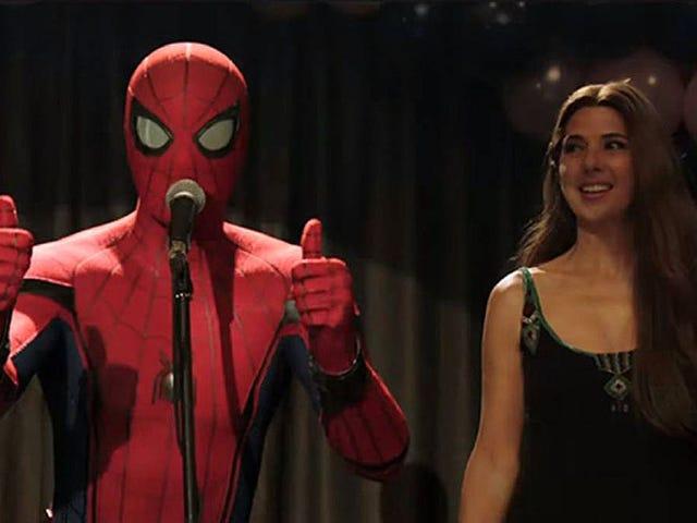Tom Holland grabó sus escenas de <i>Avengers: Endgame</i> sin saber nada del guión ni con quién estaba hablando