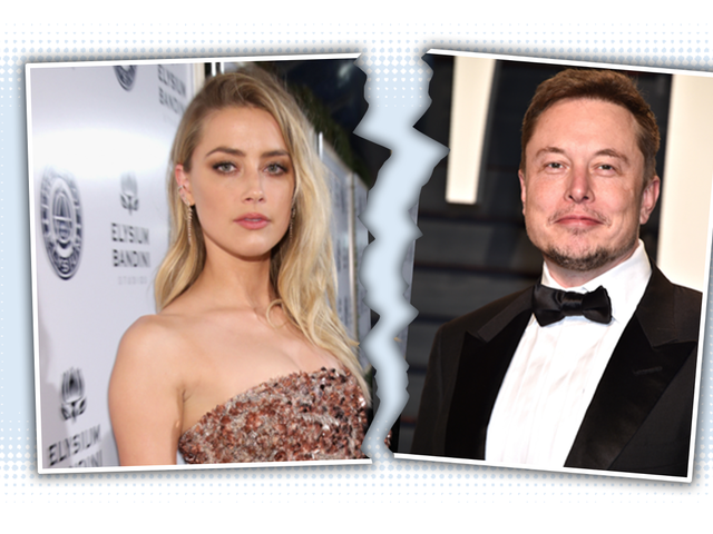 Amber Heard And Elon Musk Call It Quits!!!!