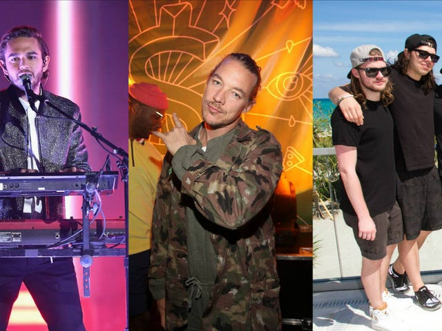This EDM Beef Between Zedd, Diplo, and a Moldovan DJ Is More Entertaining Than EDM
