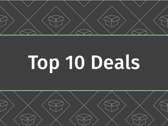 The 10 Best Deals of April 25, 2018