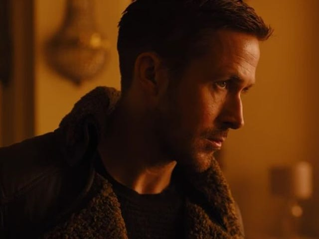 A new Blade Runner 2049 trailer will debut with Alien: Covenant
