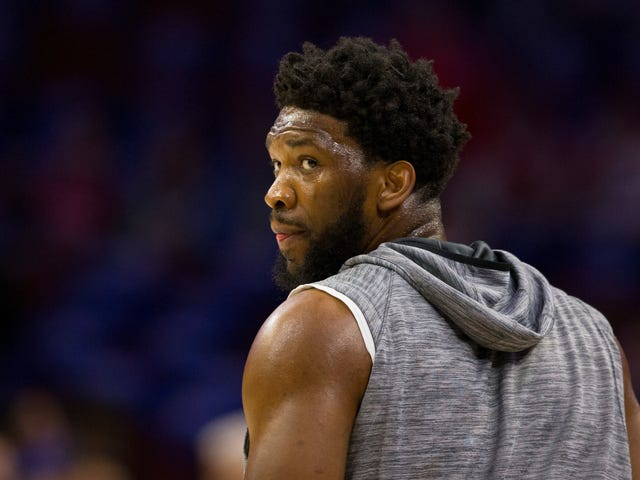 Joel Embiid Emerges From Fog Of Illness, Leads 76ers To Game 6 Win