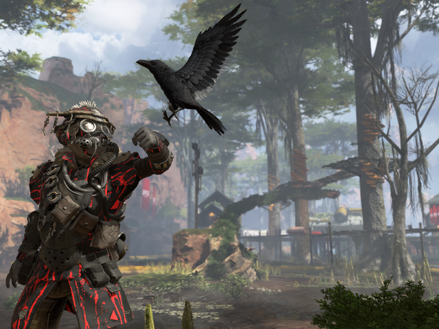 Je suis prudemment enthousiasmé par les histoires <i>Apex Legends</i> fans d&#39; <i>Apex Legends</i>