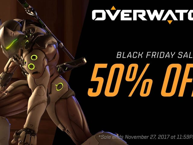 Overwatch's Black Friday Deal Is Available Now