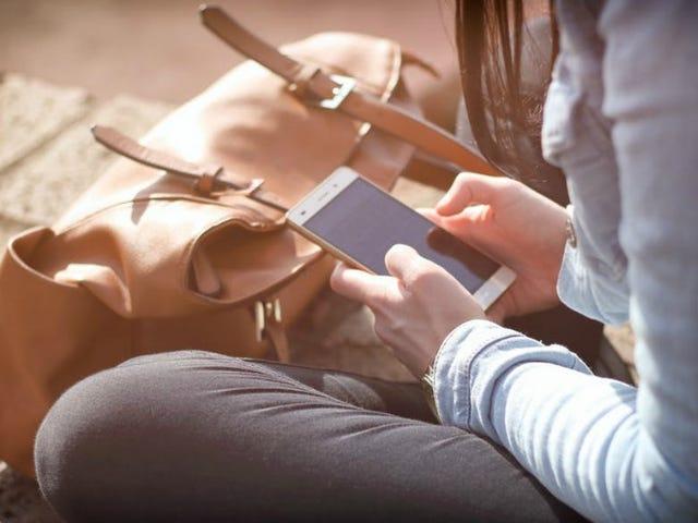 Η εφαρμογή επιτρέπει στους γονείς να στέλνουν κείμενα έκτακτης ανάγκης Τα παιδιά δεν μπορούν να αγνοήσουν