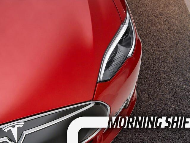 El Tesla Model 3 finalmente llegará el 31 de marzo