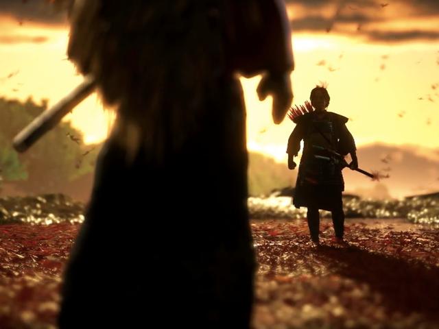 Samurai Game <i>Ghost of Tsushima</i>Is Gorgeous